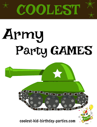games and activities coolest kid birthday parties