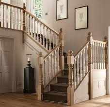 Chrome Banister Stair Parts Atlantic Timber