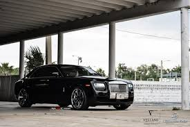 matte rolls royce ghost rolls royce ghost l vellano vbk vellano forged wheels blog