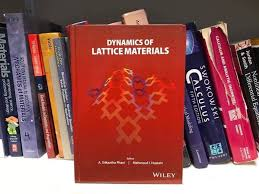 mahmoud hussein u0027s dynamics of lattice materials published ann