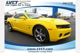 2009 chevy camaro for sale used used chevrolet camaro for sale in las vegas nv edmunds