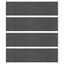 Silver Stair Rods by Stair Treads U0026 Runners Rugs The Home Depot
