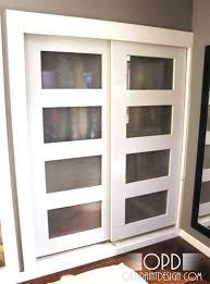 Replace Bifold Closet Doors With Sliding Closet Bifold Closet Door Track Closet Door Bottom Track Closet