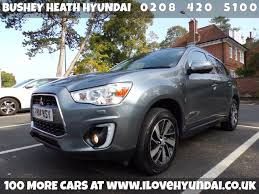 mitsubishi asx 2014 used mitsubishi asx and second hand mitsubishi asx in hertfordshire