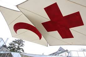 Flag White With Red Cross Explainer Why Protecting The Red Cross Emblem Matters