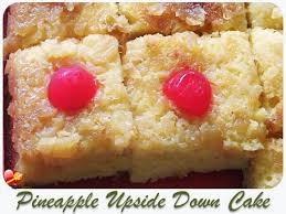 pineapple upside down cake ilovehawaiianfoodrecipes