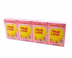 necco sweethearts necco sweethearts conversation hearts box 4 box candy favorites