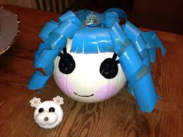 lalaloopsy decorated pumpkin halloween pinterest lalaloopsy