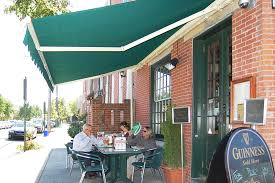 Commercial Retractable Awnings Commercial Awning Photos Business Awning Pictures Aristocrat