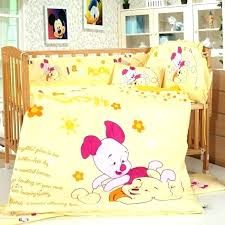 Pooh Crib Bedding Winnie The Pooh Baby Bedding King 3 Crib Bedding Set