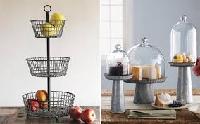 galvanized cake stand 21industrial home items for a cozy and poetic style eatwell101
