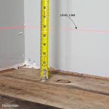 how to use a laser level family handyman