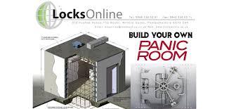 build your own panic room with locksonline locks online