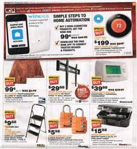 home depot black friday add shop vacs home depot black friday 2014 ad scan