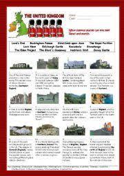 english worksheets the british press uk pinterest
