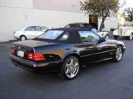 1999 black mercedes find used 1999 mercedes sl500 california two owner car sport