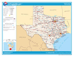 Tx State Map by Large Detailed Map Of Texas State The State Of Texas Large