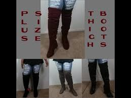 s boots plus size calf affordable the knee thigh high boots for my plus size wide