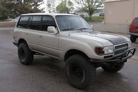 land cruiser lift kit for sale 1991 toyota land cruiser fj80 lifted 3 750