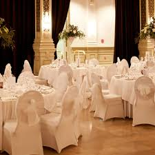 White Universal Chair Covers 100 Pcs Stretch Elastic Universal White Spandex Wedding Chair