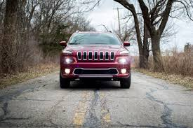 jeep 2017 jeep cherokee our review cars com