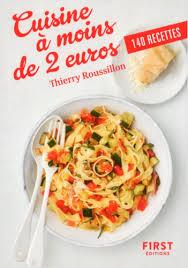 2 recettes de cuisine petit livre de cuisine à moins de 2 euros 2e édition lisez