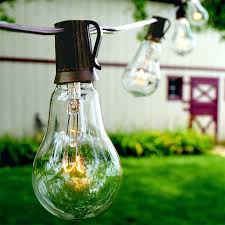 Patio String Lights by Outdoor Novelty Party String Lights Cotton Ball Patio Party String