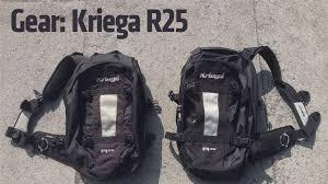 kriega r15 gear kriega r25 motorcycle backpack rideapart