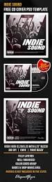 download indie sound u2013 free cd cover psd template psd flyer