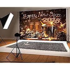 new year backdrop laeacco 7x5ft vinyl backdrop new years