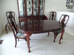 ebay ethan allen dining table ethan allen dining room sets sumr info