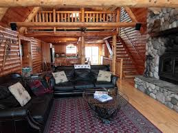 12 Foot Dining Room Table Stunning Log Home On Okemo Updated In Homeaway Ludlow