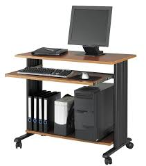 Wayfair Computer Desk Safco Products Muv Computer Desk U0026 Reviews Wayfair
