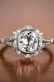 vintage wedding rings for 70 breathtaking vintage engagement rings inspirations engagement