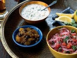 ingredient cuisine raita indian yogurt and cucumber condiment recipe myrecipes