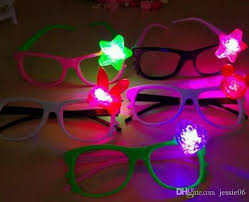 party sunglasses with lights best led flash glasses frame new children boy cartoon flashing