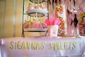 Candy For A Candy Buffet by Pink And Gold Candy Buffet For A 2016 High Graduate Youtube