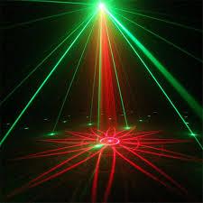 zjright remote 8 effect green blue laser light outdoor