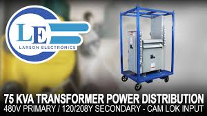 75 kva transformer power distribution 480v primary 120 208y
