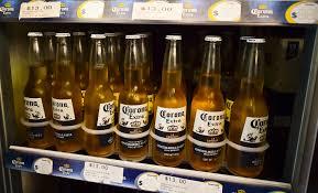 alcohol in corona vs corona light constellation brands corona maker s shares soar on beer sales fortune