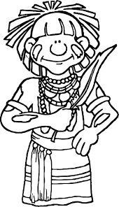 Na Sw Hopi Snake Priest Coloring Page Wecoloringpage Sw Coloring Page