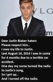 Funny Justin Bieber Memes - dear justin bieber haters humor pinterest justin bieber