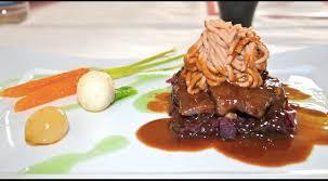 cuisiner des joues de boeuf recette braisé de joue de bœuf au pinot noir