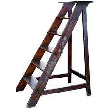 wooden library step ladders home design u0026 architecture cilif com
