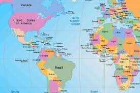 map of th world world map android apps on play