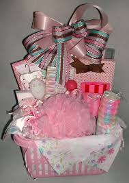 baskets for gifts girl gift basket for