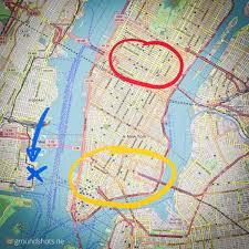 Midtown Manhattan Map Skyline Von Lower Manhattan Die Entstehung Dieses Panoramas