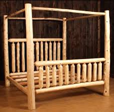Cheap Log Bed Frames Log Bed Lifeunscriptedphoto Co