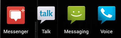 talk android image from android to ditch messaging app in favor of hangouts for
