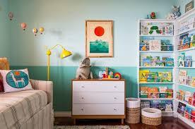 ideen kinderzimmer wandgestaltung zweifarbige wandgestaltung ideen und tipps für stimmungsvolle wände